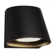 dweLED Mod 1-Light LED Outdoor Sconce; Bronze