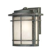 Loon Peak Ashcroft 1-Light Outdoor Wall Lantern