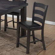 Loon Peak Bodie 24'' Bar Stool (Set of 2)