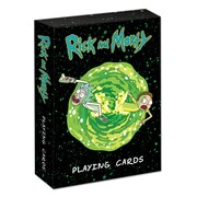 Cartes à jouer : Rick and Morty