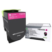 Lexmark CS/X417/517 Magenta High Yield Toner Cartridge (71B0H30)