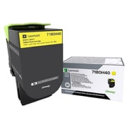Lexmark CS/X417/517 Yellow High Yield Toner Cartridge (71B0H40)