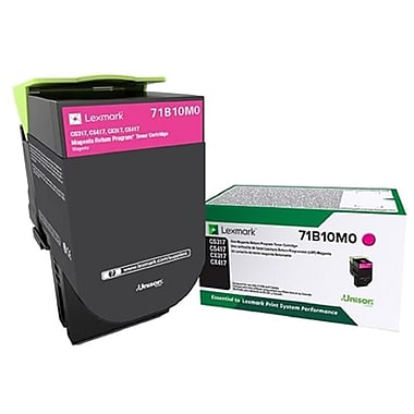 Lexmark CS/X317/417/517 Magenta Return Program Toner Cartridge (71B10M0)