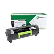 Lexmark MS/MX 517, 617 Extra High Yield Return Program Toner Cartridge (51B1X00)