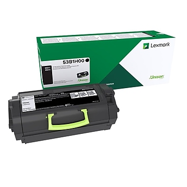 Lexmark MS817, MS818 High Yield Return Program Toner Cartridge (53B1H00)