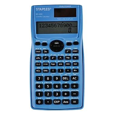 Staples BD-950 10-Digit Scientific Calculator
