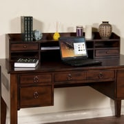 Loon Peak Fresno 10.5'' H x 49'' W Desk Hutch