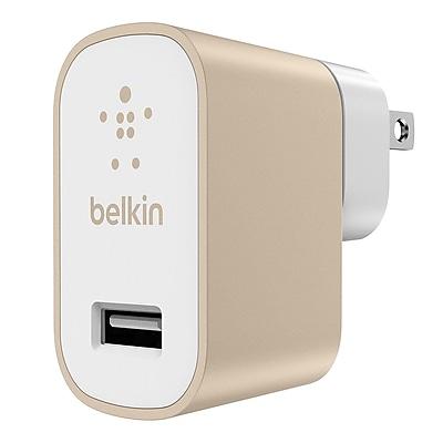 Belkin Prem Wall Charger Gold