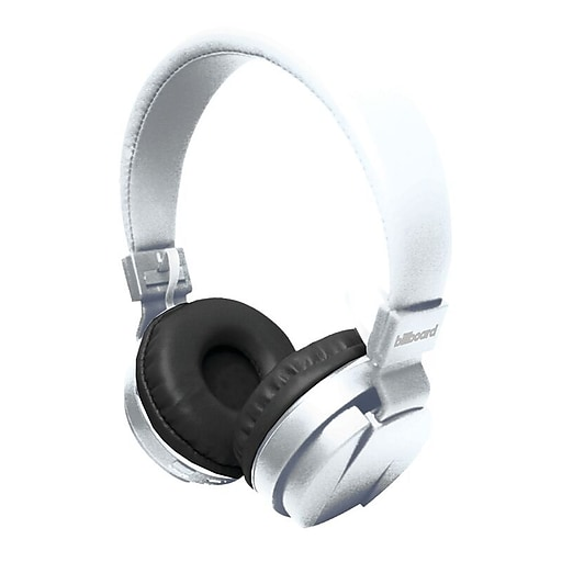 0eddcd43270 Billboard Large Bluetooth On Ear Headphone White.  https://www.staples-3p.com/s7/is/