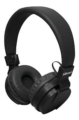 Billboard Large Bluetooth On Ear Headphone Black