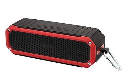 Billboard Rectangle Bluetooth Speaker Red