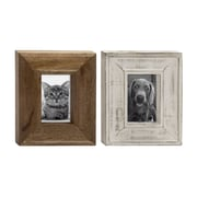 Loon Peak Hartshorne 2 Piece Picture Frame Set