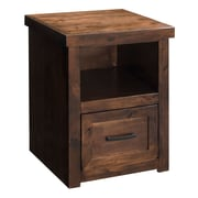 Loon Peak Grandfield 1 Drawer File Cabinets