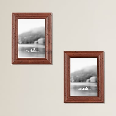 Loon Peak 1'' Smooth Grain Picture Frame; 8.5'' x 11''