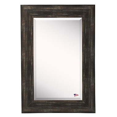 Loon Peak Classic Wall Mirror; 32.5'' H x 26.5'' W