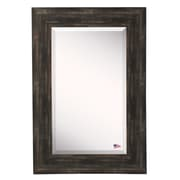Loon Peak Classic Wall Mirror; 35.5'' H x 29.5'' W