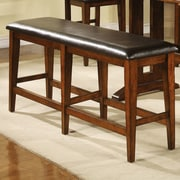 Loon Peak Agatha Upholstered Dining Bench