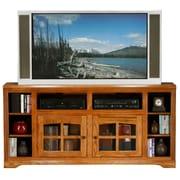 Loon Peak Glastonbury TV Stand; Concord Cherry