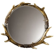 Loon Peak Rustic Wall Mirror