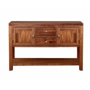 Loon Peak Blanco Point Hardwood Buffet