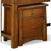 Loon Peak Rexford 2-Drawer Mobile File Cabinet