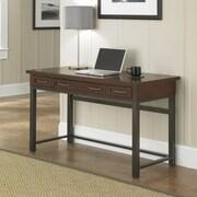 Loon Peak Rockvale 1 Right & 1 Left Drawer Writing Desk
