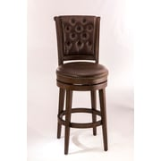 Loon Peak Swink 25'' Swivel Bar Stool