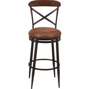 Loon Peak Merino 30'' Swivel Bar Stool