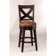 Loon Peak Hemlock 26'' Swivel Bar Stool
