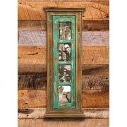 Loon Peak Distressed Wooden Picture Frame