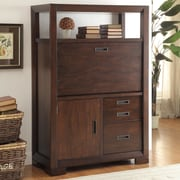 Loon Peak Lancaster Computer Armoire by