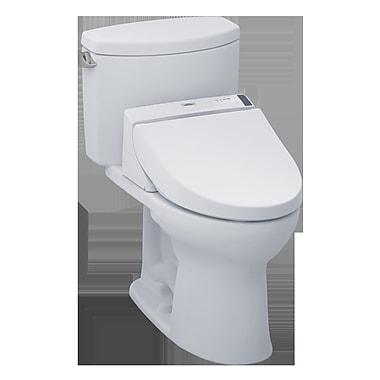 Toto Drake II 1.28 GPF Elongated Two-Piece Toilet