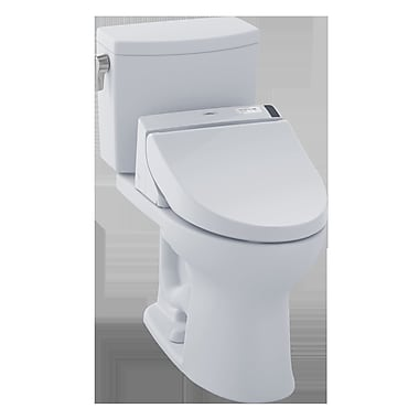Toto Drake II 1.0 GPF Elongated Two-Piece Toilet