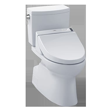 Toto Vespin II 1.0 GPF Elongated Two-Piece Toilet