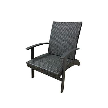 LB International Dining Arm Chair