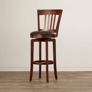 Red Barrel Studio Overland 31'' Swivel Bar Stool