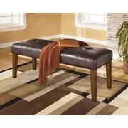 Red Barrel Studio DeMastro Upholstered Dining Bench
