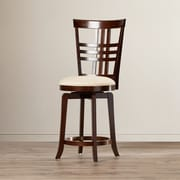 Red Barrel Studio Appalachian 25'' Swivel Bar Stool