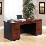 Red Barrel Studio Castalia Desk Shell in Black