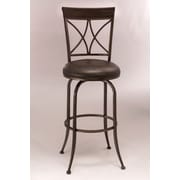 Red Barrel Studio Cortese 30'' Swivel Bar Stool