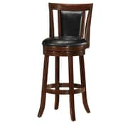 Red Barrel Studio Westport 24'' Swivel Bar Stool