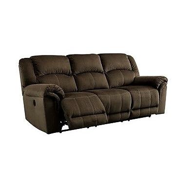 Red Barrel Studio Baxter Springs Reclining Sofa; Manual