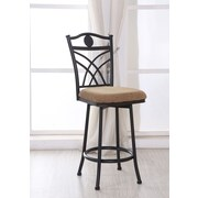 Red Barrel Studio Buford 24'' Swivel Bar Stool