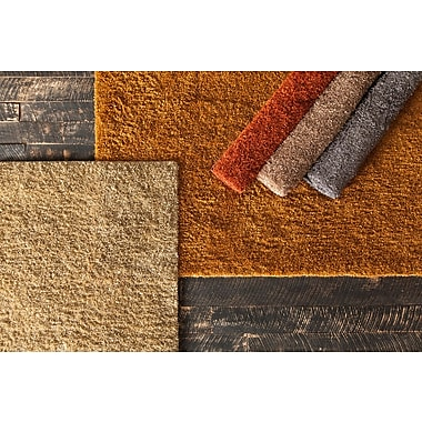 Red Barrel Studio Lettie Brown Area Rug; 7'9'' x 10'6''