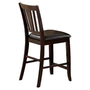 Red Barrel Studio Birchover Counter Height Dining Chairs (Set of 2)