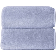 The St. Pierre Home Fashion Collection Graccioza Comfort Spa Sponge 6 Piece Towel Set; Baby Blue
