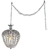 Warehouse of Tiffany Miriam 1-light Crystal Chandelier