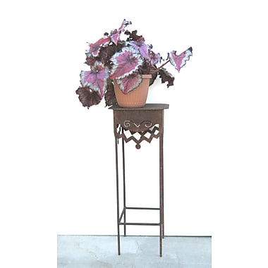 ZGardenParty Crown Square Plant Stand