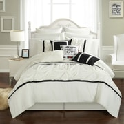 Chic Home Ashville 16 Piece Bed in a Bag Set; King