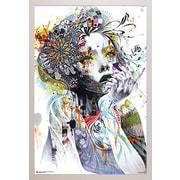 Frame USA 'Circulation' Framed Graphic Art Print, Poster